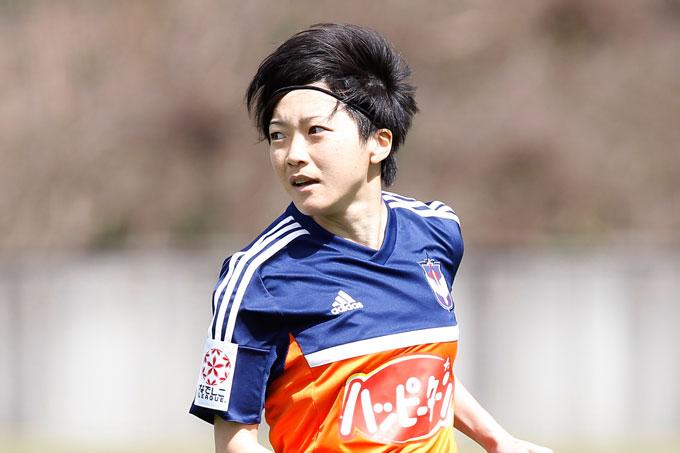 レディース 中村楓選手、上尾野辺めぐみ選手 なでしこジャパン(日本女子代表)国内トレーニングキャンプメンバーに選出