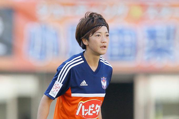 レディース 中村楓選手、上尾野辺めぐみ選手 なでしこジャパン(日本女子代表)候補 トレーニングキャンプメンバーに選出