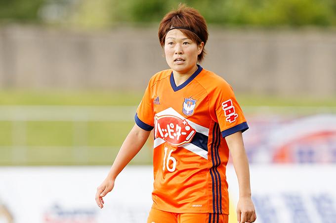 レディース 髙橋 美夕紀選手 ニッパツ横浜FCシーガルズに完全移籍のお知らせ