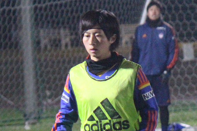 レディース 小須田 璃菜選手 復帰のお知らせ