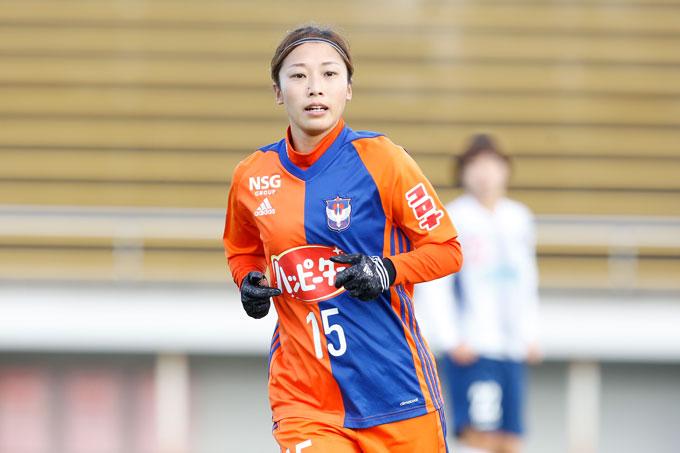 レディース・阪口萌乃選手 なでしこジャパン(日本女子代表選手)トレーニングキャンプメンバーに選出のお知らせ