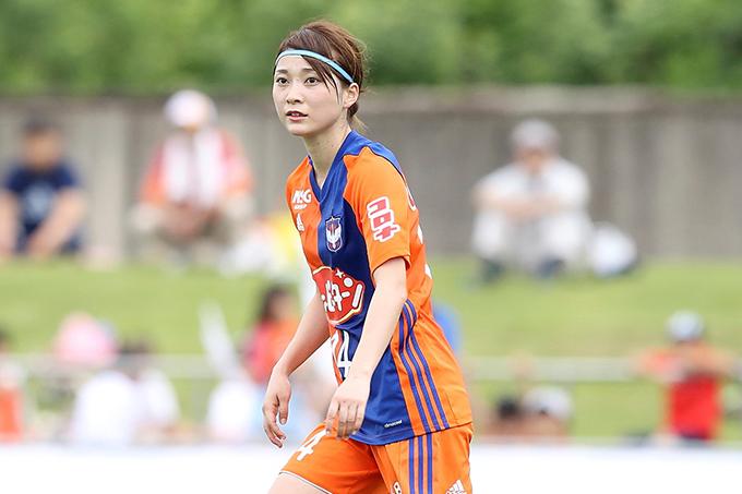 レディース・小原 由梨愛 選手 ニッパツ横浜FCシーガルズに完全移籍のお知らせ