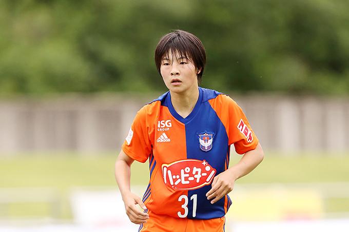 レディース・白井 ひめ乃 選手(アルビレックス新潟レディースU-18)来季新加入内定のお知らせ