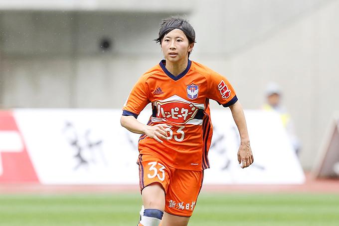 レディース 小須田 璃菜選手 ニッパツ横浜FCシーガルズに完全移籍のお知らせ